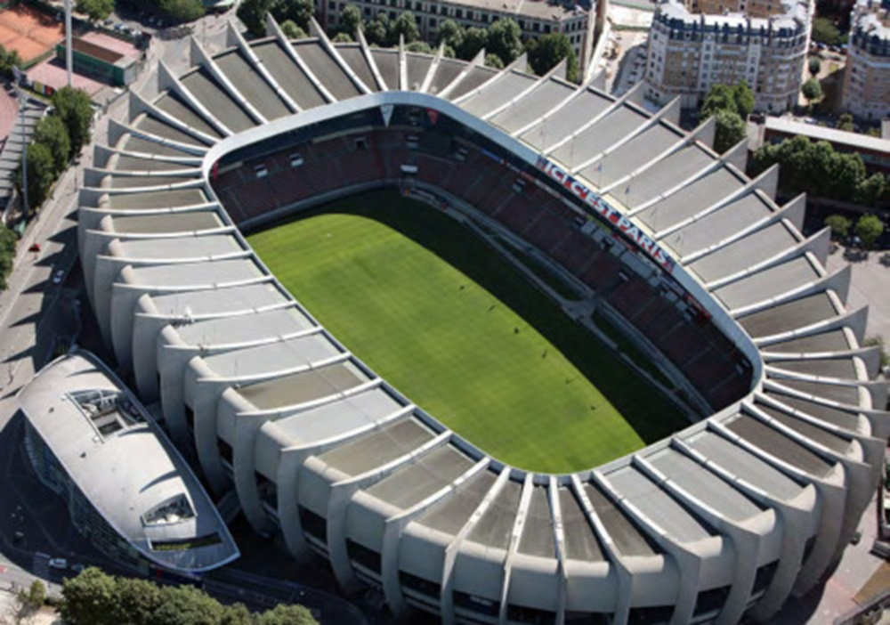 Parc des Princes_PARIS France