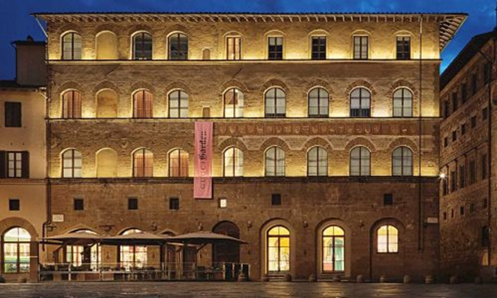 Gucci FOundation museum in Florance