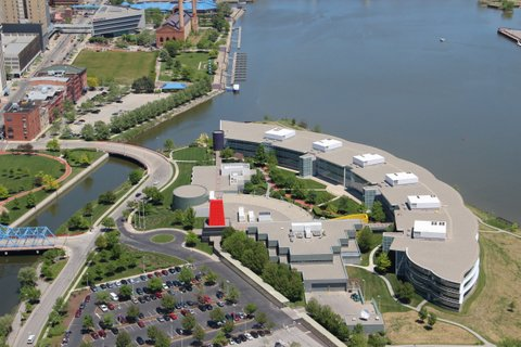 Owens Corning headquarters in the USA